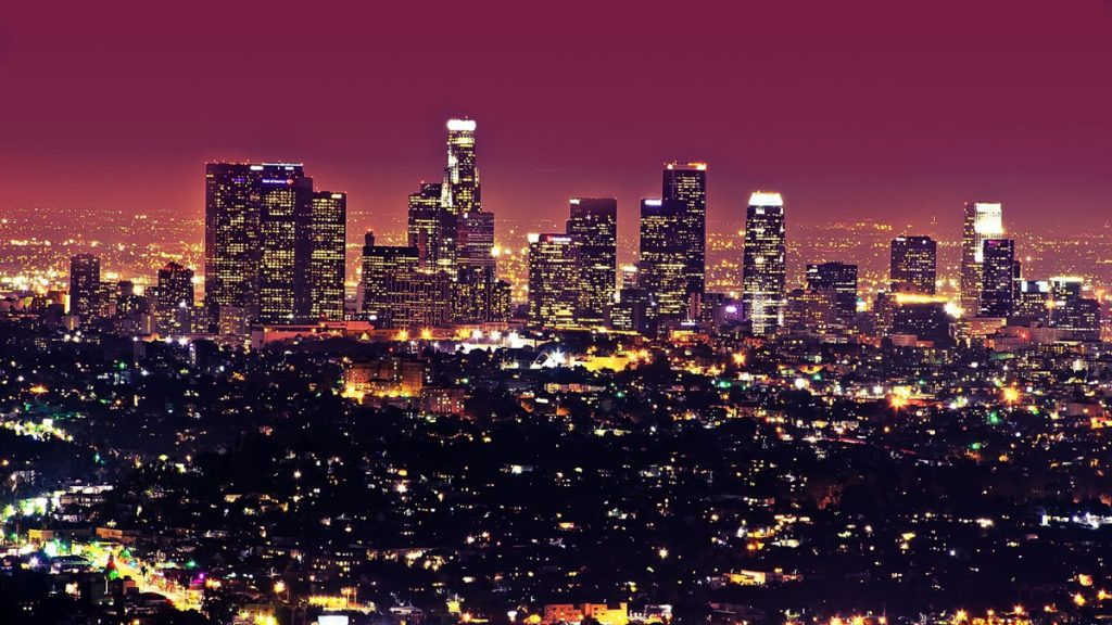 Pasadena backdrop